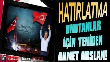 Ahmet Arslan'ın Biyografisi