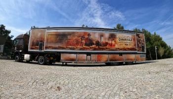 Çanakkale Savaşları Mobil Müzesi Kars'a Geliyor