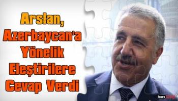 Ahmet Arslan, AGİT PA Toplantısında Türkiye Adına Konuştu!