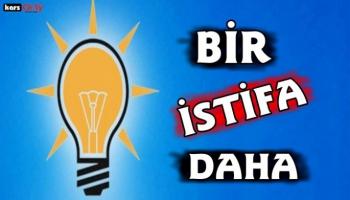 Ak Parti Ardahan il başkanı istifa etti