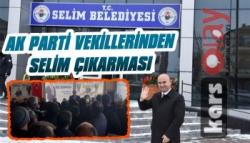 AK Parti Kars Milletvekillerinden Selim Çıkarması