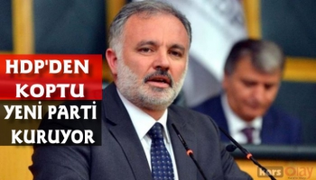 Ayhan Bilgen'den yeni siyasi parti sinyali