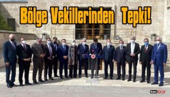 Bölge Vekillerinden Joe Biden ve HDP'ye Tepki!