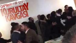 CHP Erzurum Kongresi Karıştı