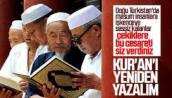 Çin Kur'an-ı Kerim ve İncil'i Değiştiriyor