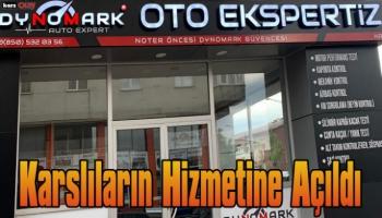 Dynomark Oto Ekspertiz Kars Şubesi Açıldı