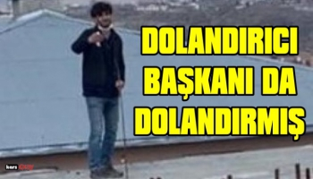 Dolandırıcı Ardahan Belediye Başkanı Faruk Demir'i  de Dolandırmış!