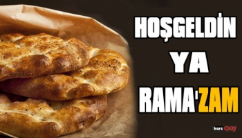 HOŞGELDİN YA RAMA'ZAM'!