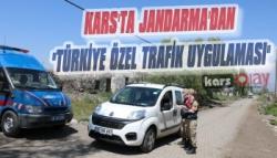Jandarma'dan 'Türkiye Özel Trafik Uygulaması'