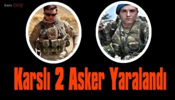 Kahreden Haber MSB Duyurdu: 3 Şehit,  2 Yaralı!