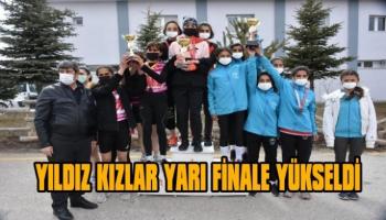Kars Belediyesinin Yetiştirdiği Sporcular Yarı Finale Yükseldi