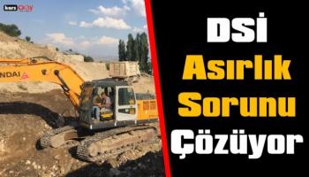 Kars DSİ asırlık sorunu çözüme kavuşturuyor!