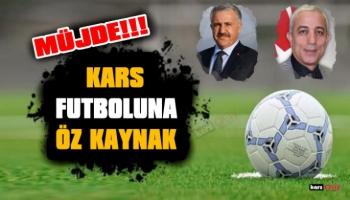 Kars Milletvekillerinden, Bal Liginde Yarışacak Kars Takımlarına Kaynak Müjdesi!