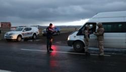 Kars'ta Özel Trafik Uygulaması