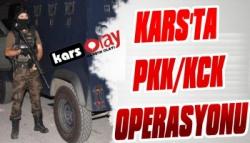 Kars'ta PKK/KCK Operasyonu: 10 Gözaltı