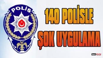 Kars Polisinden 'ŞOK' Uygulama!