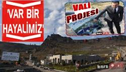 Kars Vadisi Projesi Yüzde 80 Tamamlandı