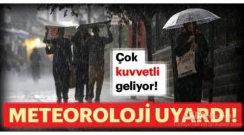 KARSLILAR İÇİN METEOROLOJİK UYARI!