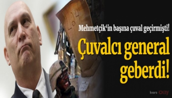 Mehmetçiğin Başına Çuval Geçiren  Raymond Odierno  Geberdi!