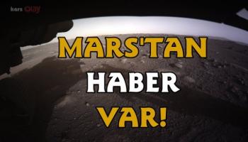 Nasa Mars'ta çekilen  en net fotoğrafları paylaştı