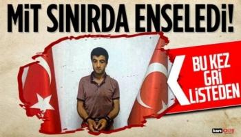 PKK'LI ŞİYAR ERZURUM'A MİT OPERASYONU!
