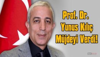 Prof. Dr. Yunus Kılıç'tan Veteriner Hekimlere Müjde!
