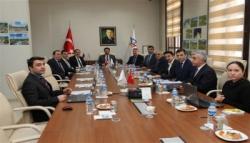 SERKA Yönetim Kurulu Toplantısı Kars'ta Yapıldı