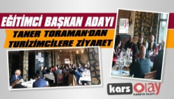 Taner Toraman'dan KARSOD'a Ziyaret
