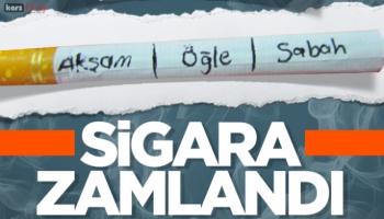 Tiryakilere kötü haber, sigaraya zam geldi!