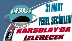 Yerel Seçim Sonuçları KarsOlay'da İzlenecek