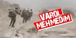 Zorlu şartlarda Mehmetçik PKK'nın peşinde