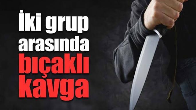 Kars'ta iki grup arasında bıçaklı kavga kanlı bitti!
