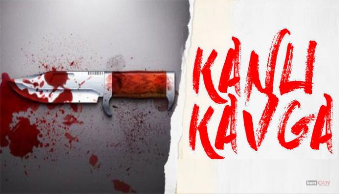 Kars'ta Kavga, Damadını 4 yerinden bıçakladı!