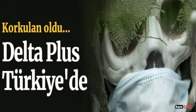Korkulan oldu, Delta Plus varyantı Türkiye'de