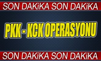 Kars Merkezli PKK/KCK Operasyonu