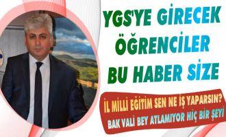 Vali Doğan'dan 'Nüfus Cüzdanı' Açıklaması