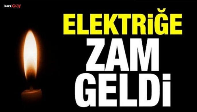 Vatandaşa Kötü Haber: Elektriğe Zam Geldi!