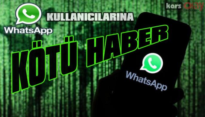 WhatsApp, kullanıcılarını kızdıracak yeni bir karar aldı